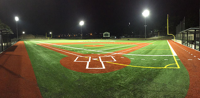 multi-sport synthetic turf
